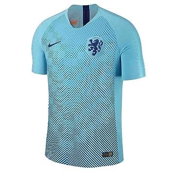 67189e917d Nike 2018-2019 Holland Away Vapor Match Football Soccer T-Shirt ...