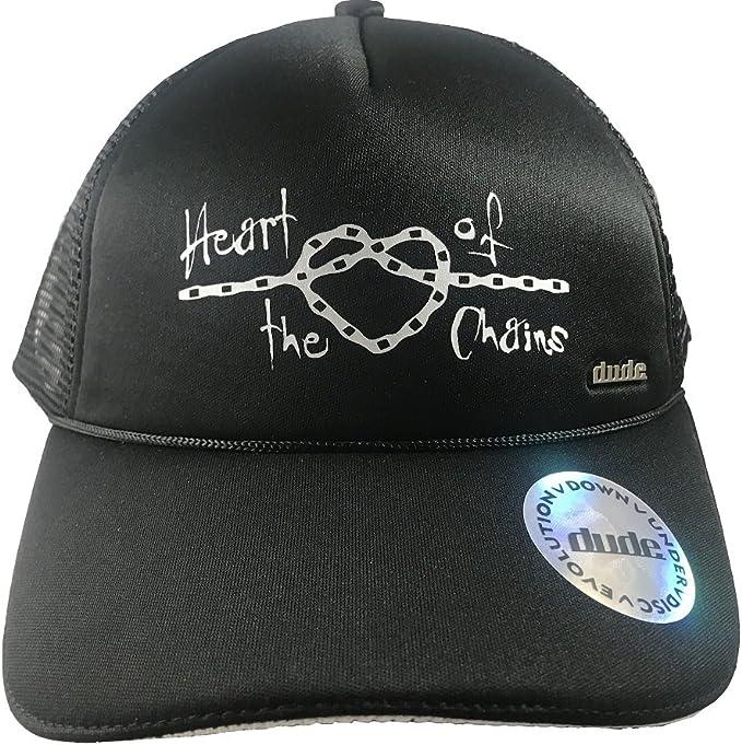 Dude ropa Kona Panis corazón de las cadenas de la gorra de rejilla ...