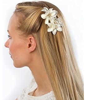 Six Hochzeit Damen Haarspange Haar Clip Duck Clip Haarschmuck