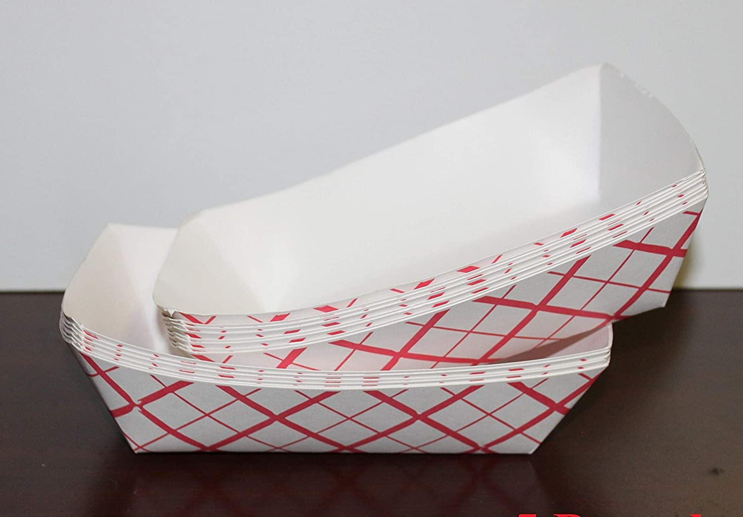 Reditainer - Food Serving Trays (50, 2 Pound)