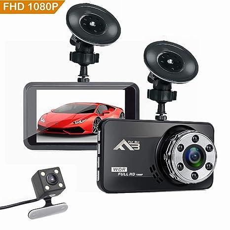Flybiz Dashcam Mini Telecamera Per Auto Dash Cam Full Hd 1080p