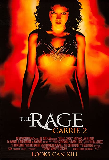 Amazon.com: Kirbis The Rage Carrie 2 Movie Poster 18 x 28 Inches: Posters &  Prints