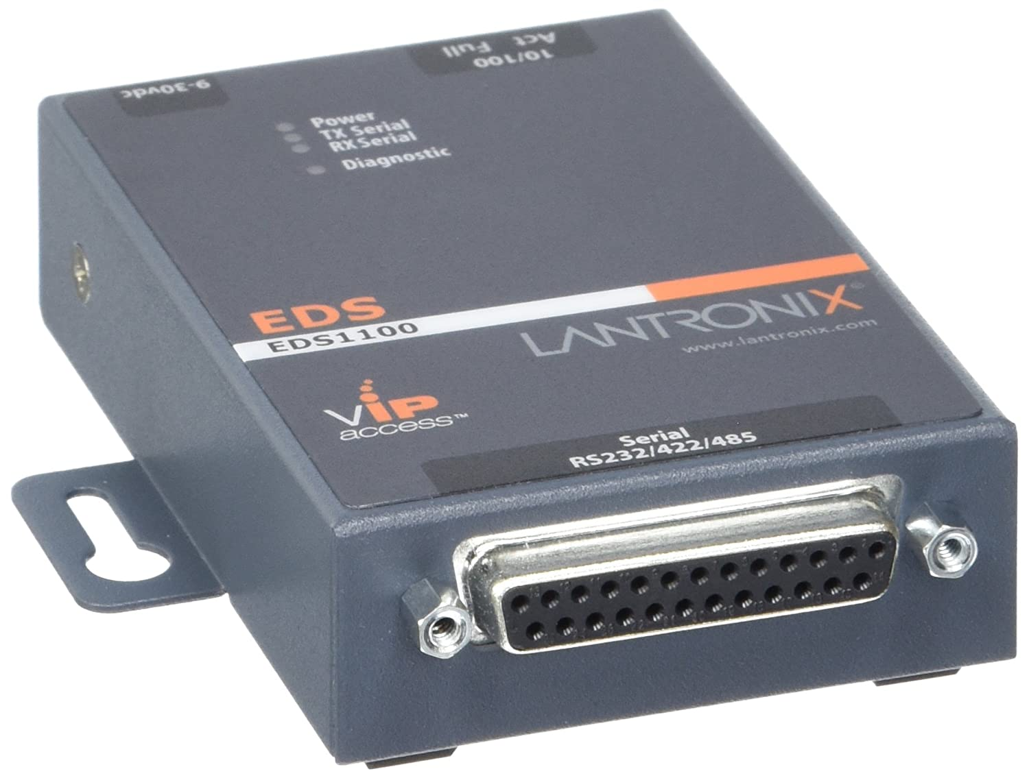 Lantronix 1PORT RS232/422/485 ED1100002-01 AES SSH/SSL