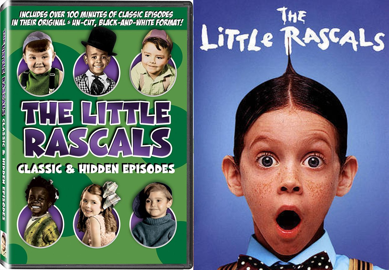 Amazon com: Little Rascals: Movie Family Fun Pack DVD + Classic Our
