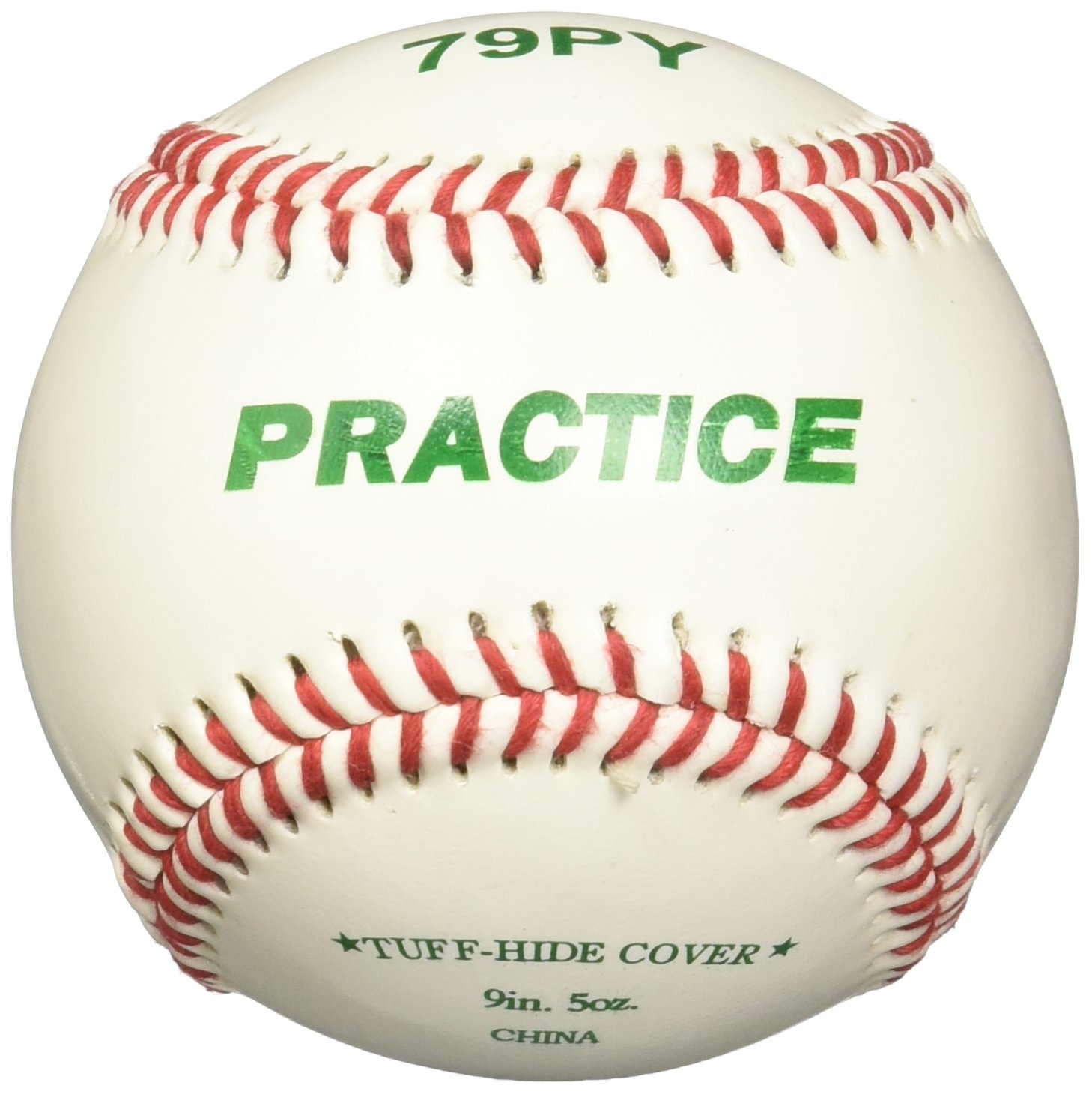 MacGregor #79PY Synthetic Prac Baseball - ( Pack of 12 ) MCB79PYX
