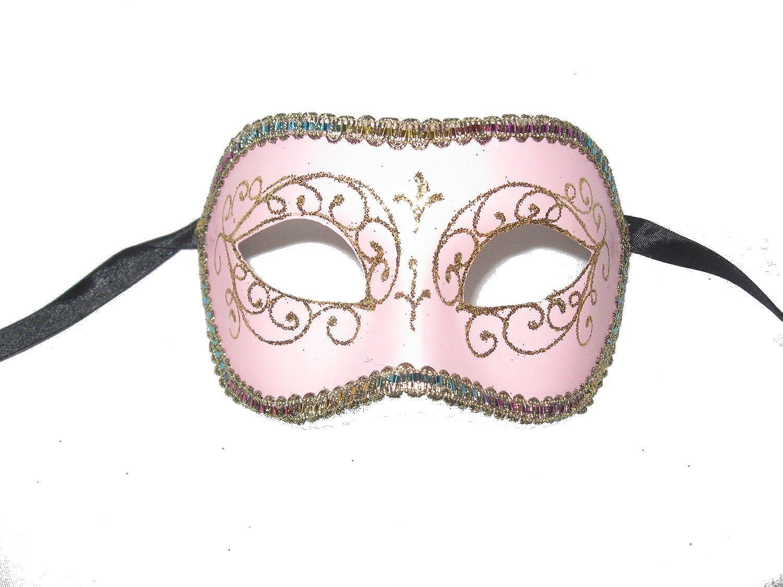 Amazon.com: Veneciano mascarada máscara la Maschera del ...