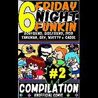Friday Night Funkin: 6 FRIDAY NIGHT FUNKIN ANIMATIONS COMPILATION #2: Boyfriend, Girlfriend, Tankman, Pico, Sky, Whitty…