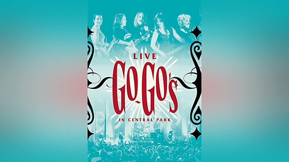 Go-Go's: Live in Central Park