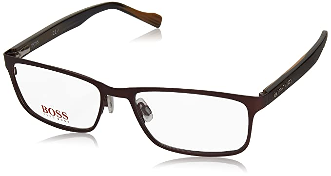 2b4ccc0f9d Image Unavailable. Image not available for. Colour  BOSS ORANGE Men s BO  0151 6VF 55 Sunglasses ...