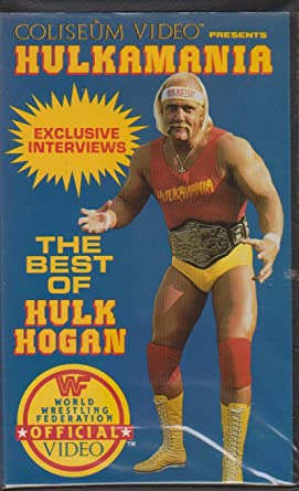 amazon com hulkamania the best of hulk hogan movies tv