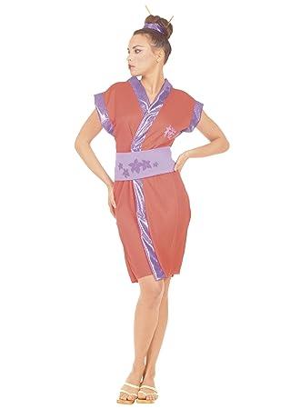César - Disfraz de china para mujer, talla M (38) (A868-001 ...