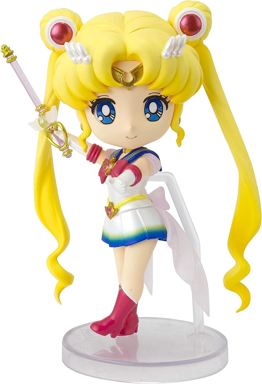 Pretty Guardian Sailor Moon Eternal - Super Sailor Moon - EternalEdition, Bandai Tamashii Nations Figuarts Mini