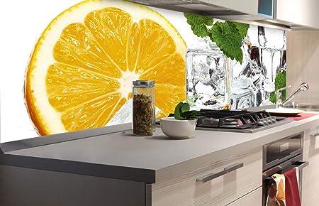 Decoraci/ón de Cocina DIMEX LINE Film Autoadhesivo de Cocina Gracias 180 x 60 cm