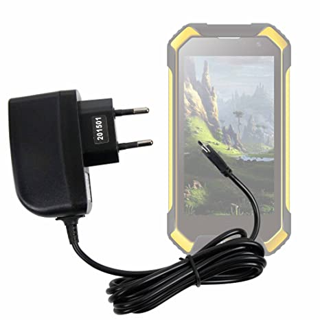 DURAGADGET Cargador (2 Amperios) para Smartphone Blackview ...