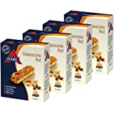 Atkins Cappuccino Nut, Low Carb, High Protein Snack Bar, 20 x 30g