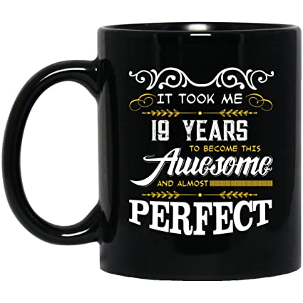 19th Birthday Gifts For Women Nineteen Years Old Men Gift Happy Funny 19 Mens Womens Womans