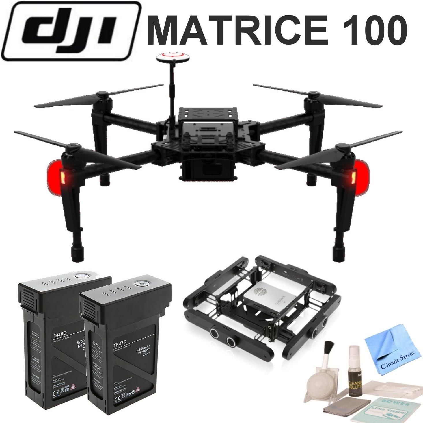 DJI Matrice 100 Review