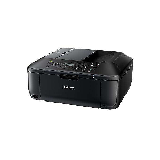 Canon PIXMA MX455 6989B006 - Impresora multifunción de tinta (WiFi, USB), color negro