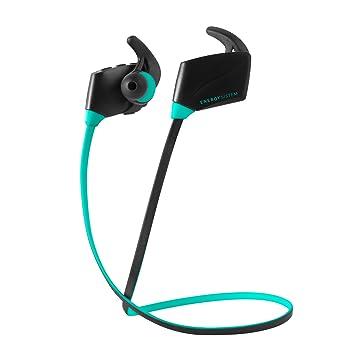Energy Sistem Sport - Auriculares de Contorno de Cuello (Deportivo, Estero, sin Cables, Manos Libres, Bluetooth) Color Mint: Energy-Sistem: Amazon.es: ...