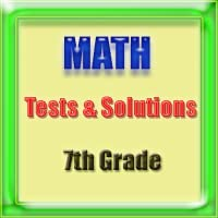 7th Grade Math (for Kindle, Tablet & Phone)
