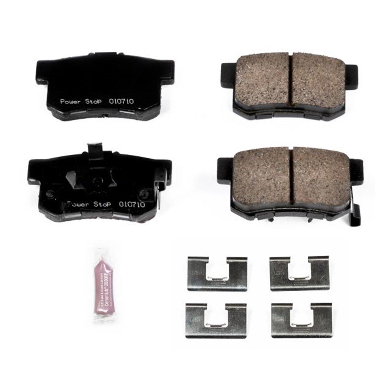 Z23-1086 Z23 Evolution Sport Brake Pads Rear Power Stop