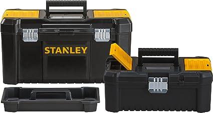 Caja de herramientas Stanley STST1 – 75772 Bonus Pack 2: Amazon.es: Bricolaje y herramientas
