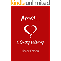 Amor... E Outros Dilemas (Portuguese Edition) book cover