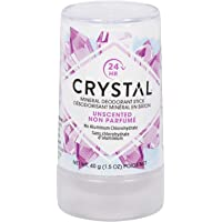 CRYSTAL Deodorant Stick Fragrance Free, 40 Grams