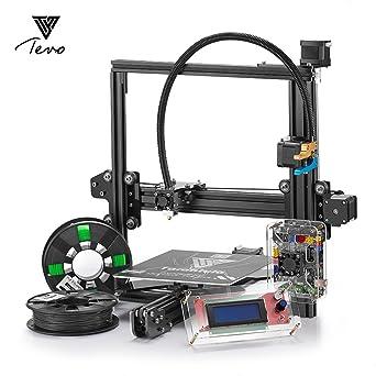 TEVO Tarantula I3 Extrusión de aluminio 3D Kit de impresora ...