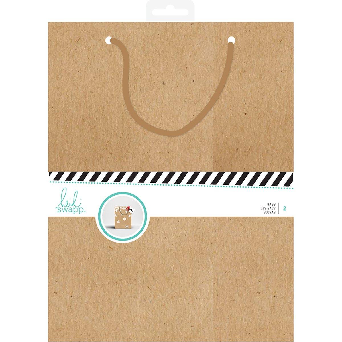 Amazon.com: HS315095 HEIDI GIFT BAG 8X10-KRAFT: Toys & Games