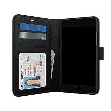 Skech - Funda Tipo Cartera para iPhone 8, iPhone 7 y 6S, diseño de ...