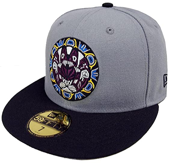 dd0bfacf1077b New Era Vancouver Grizzlies HWC NBA Grey Black 59fifty Fitted Cap Limited  Edition  Amazon.co.uk  Clothing