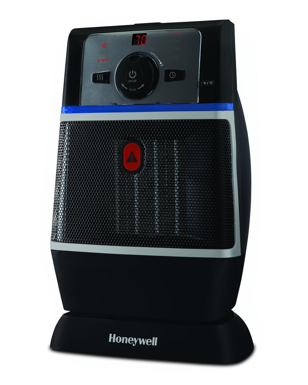 Kaz HZ-370BP calentador de ambiente - Calefactor (23 cm, 19,1 cm, 34,4 cm, LED) Negro: Amazon.es: Hogar