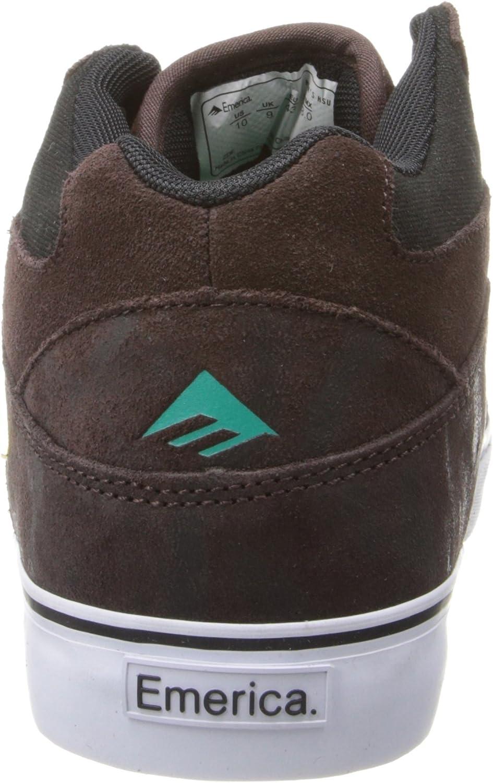 Emerica The Jinx 2 Original Skateboard skate shoe new Neu Black//White