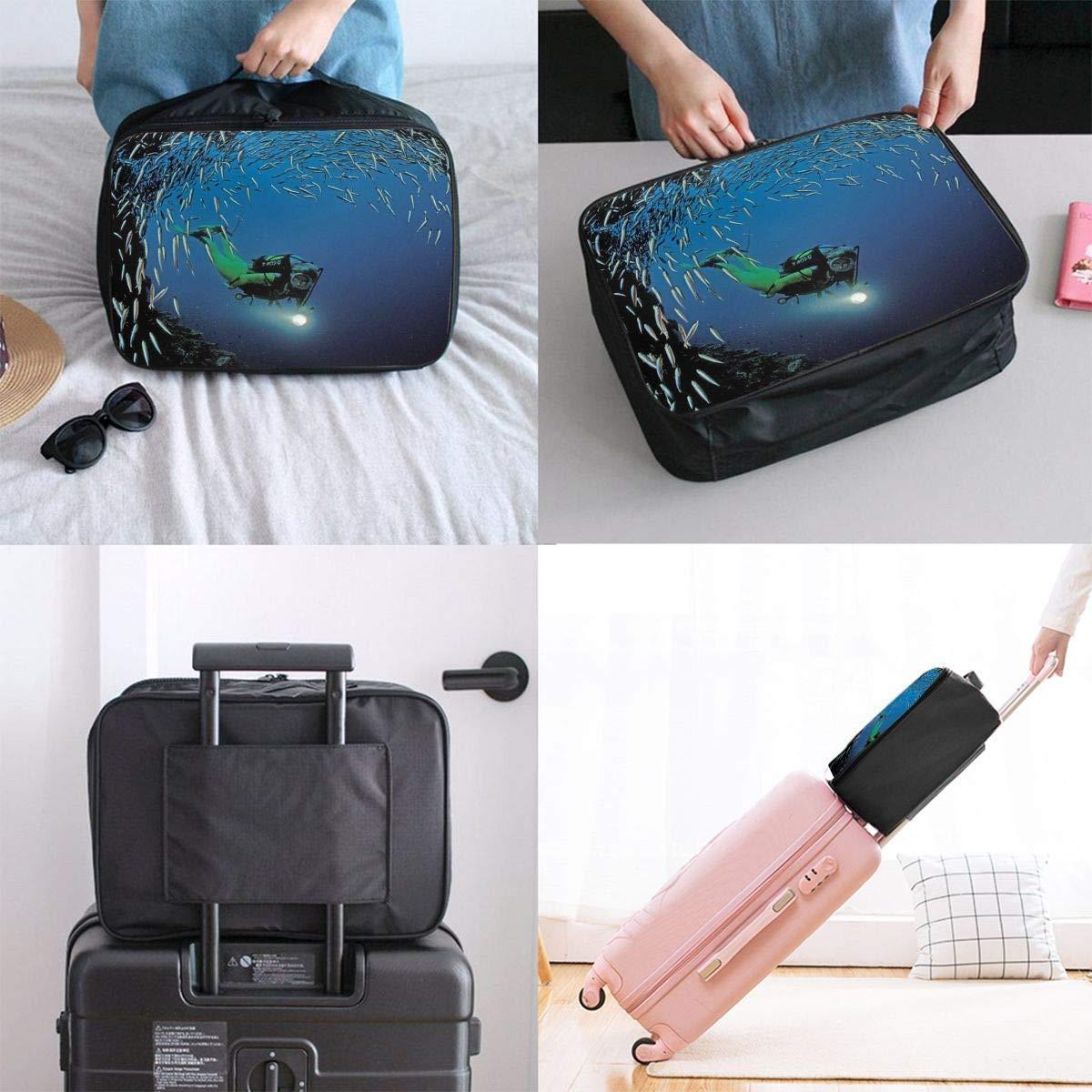 Lightweight Large Capacity Portable Duffel Bag for Men /& Women Diving Sport Travel Duffel Bag Backpack JTRVW Luggage Bags for Travel