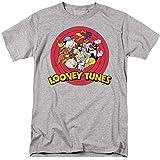 LOONEY TUNES SPEED DEMON Kids Boys Girls Graphic Tee Shirt SM-XL Sizes 6-20