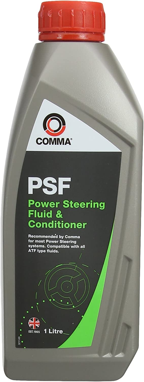 Comma Psf1l 1l Power Steering Fluid Auto