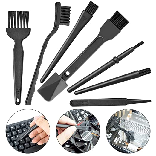 Door Groove Cleaning Brush Sanitary Tool Keyboard Small Brush Portable Groove LT