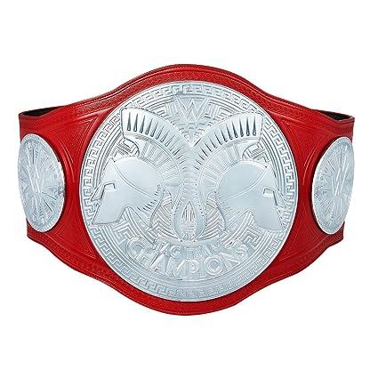 7fccde39b03 Amazon.com  WWE Raw Tag Team Championship Commemorative Title Belt  Sports    Outdoors