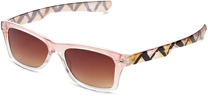única para sol Gafas rosa mujer talla de Provence Eyelevel Wayfarer qXBf5zxBw