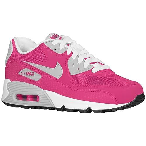 Nike Air MAX 90 2007 (GS), Zapatillas de Running para Hombre