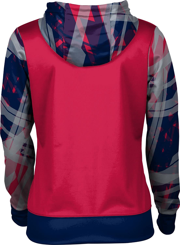 ProSphere Dixie State University Girls Pullover Hoodie School Spirit Sweatshirt Crisscross
