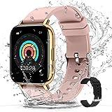 Smartwatch Pulsera Inteligente, TYC Reloj Inteligente Pantalla Táctil Completa de 1.65 Pulgadas, Relojes Deportes Actividad I