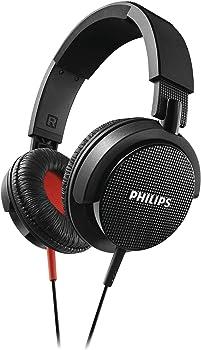 Philips SHL3100 Over-Ear 3.5mm Wired DJ Headphones