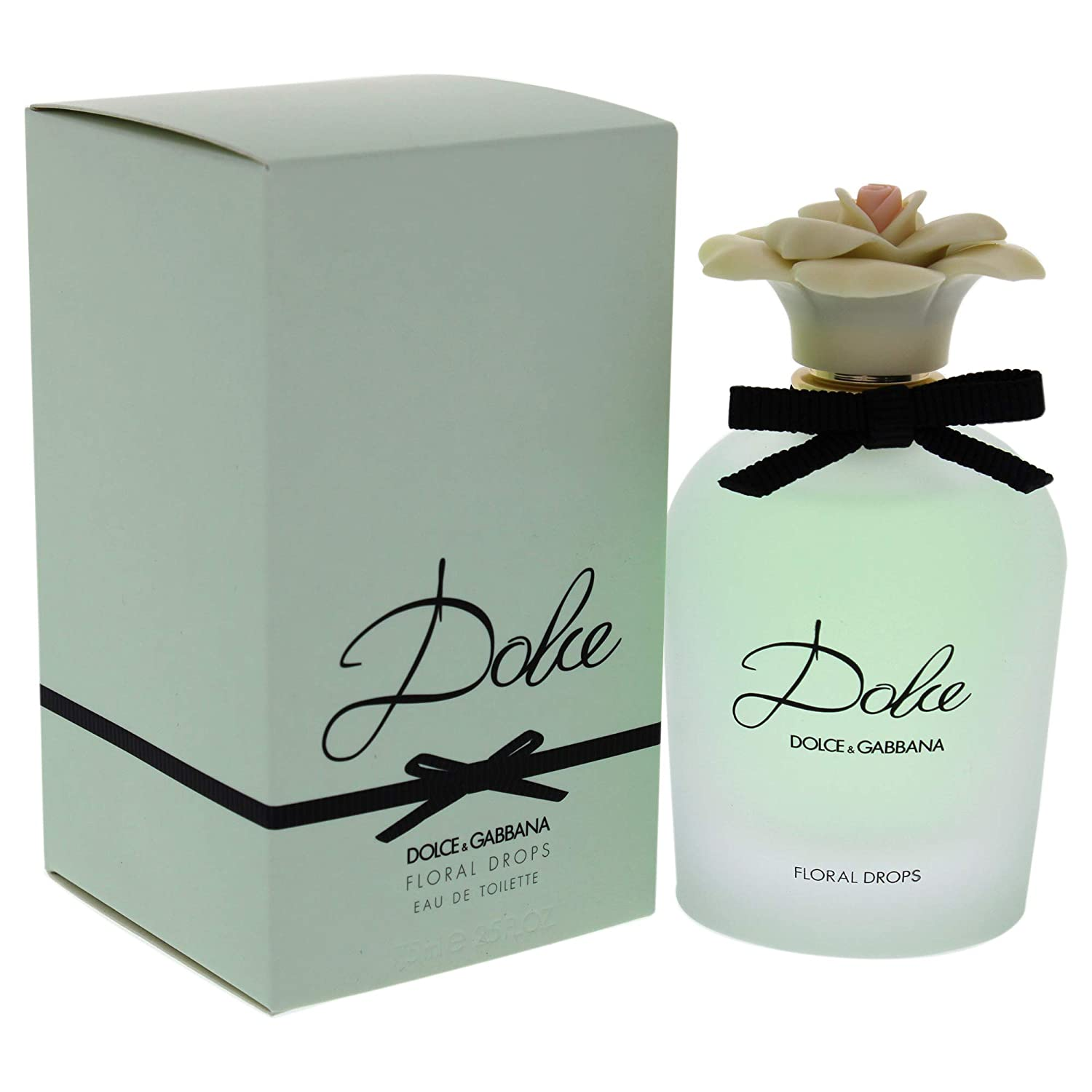 Dolce and Gabbana Floral Drops for Women