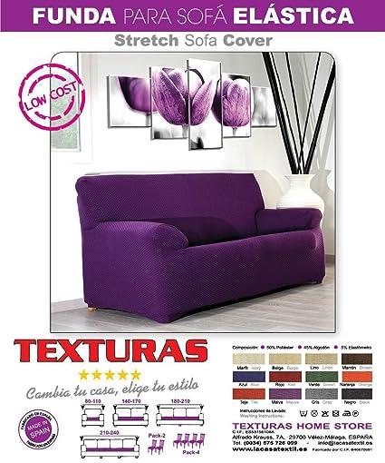 Texturas VIP- Custodia di divano elasticizzato Low Cost, varie ...