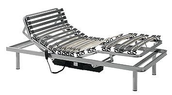 GERIALIFE® Cama Articulada Eléctrica Reforzada (75x200)