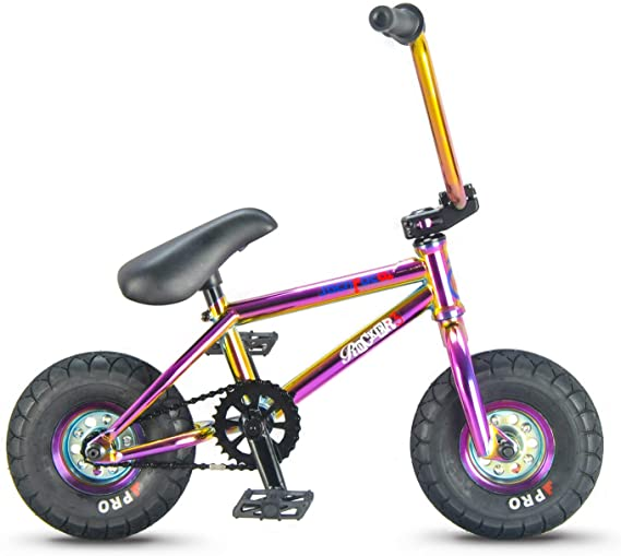 Rocker 3+ Sacriface Freecoaster Mini BMX Bike: Amazon.es: Deportes ...