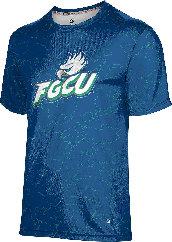 Topography ProSphere Florida Gulf Coast University Mens Performance T-Shirt