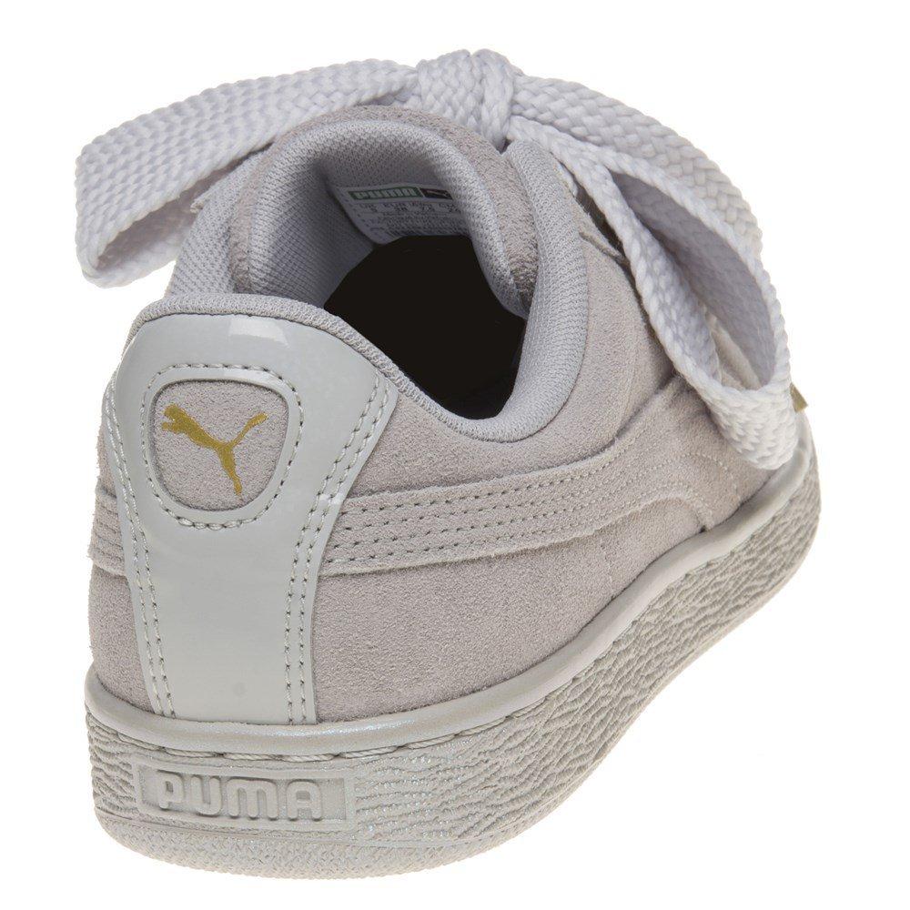 Puma Damen Rope Suede Heart Velvet Rope Damen 365111-01 Sneaker Grau fff862